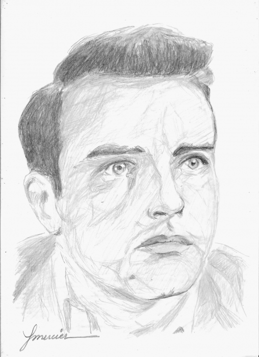 Montgomery Clift by YMERCIER